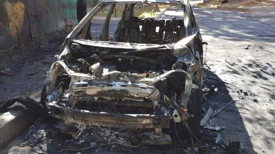 Chevy Bolt EV Burst Into Flames In Ukraine: First Bolt Fire?
