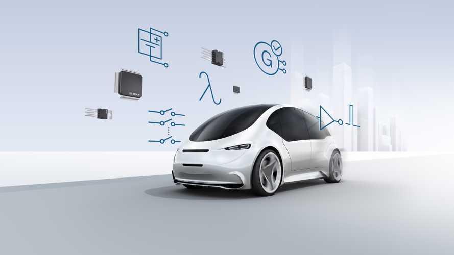 Bosch, micro-esplosioni per isolare la batteria