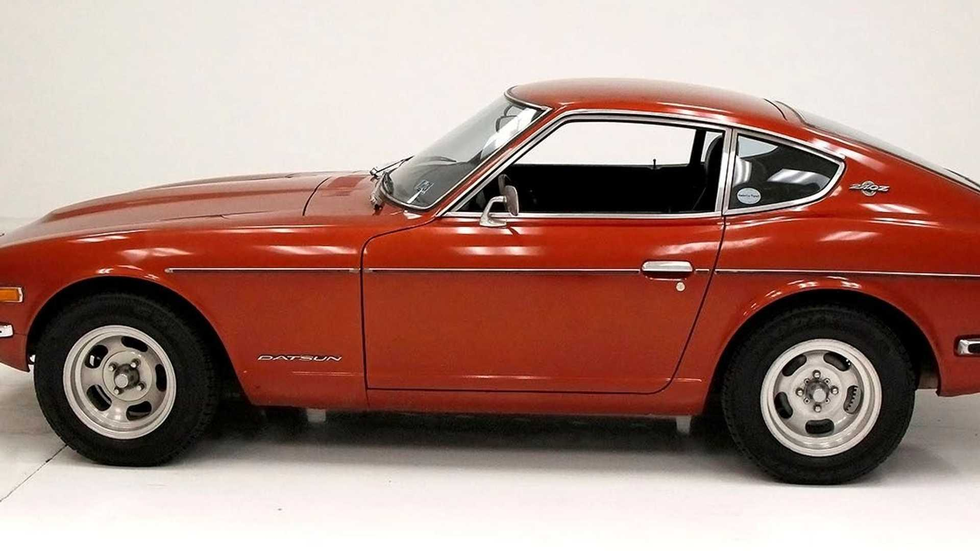 "[""1971 Datsun 240Z Is A Mostly Original First-Gen Import""]"