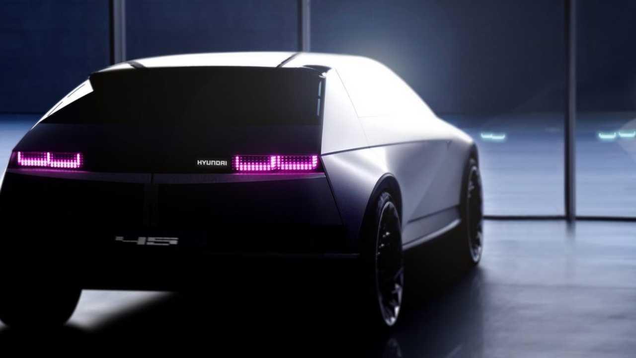 Концепт электромобиля Hyundai