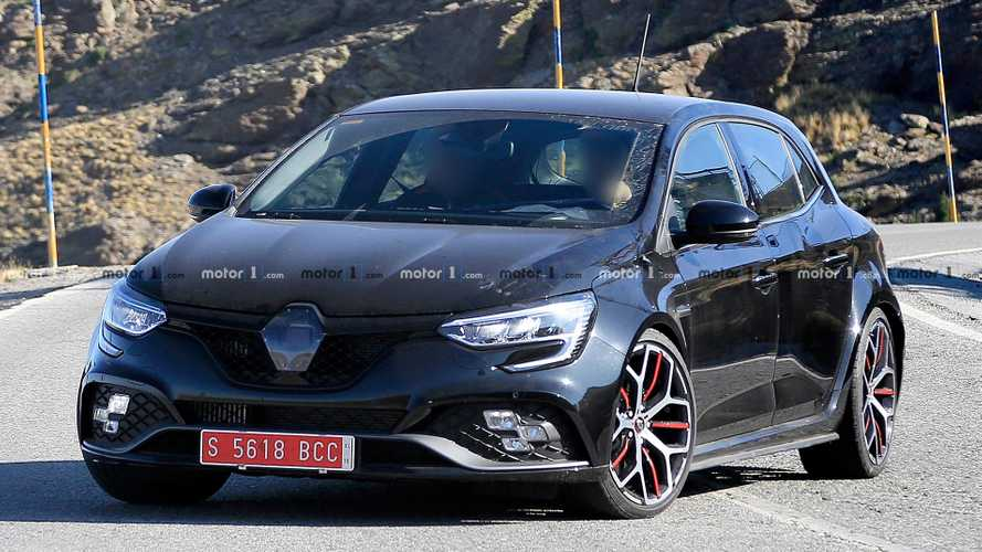 Renault Megane RS, un restyling che (quasi) non si vede