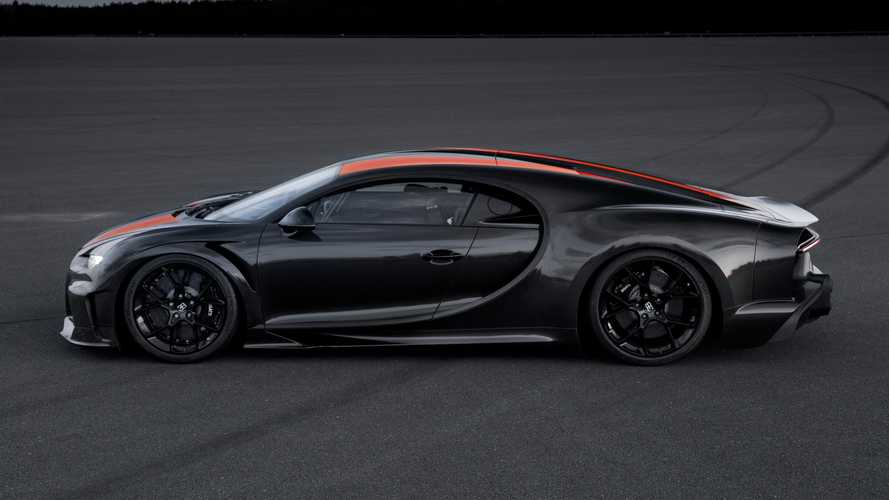 Hennessey Thinks Bugatti Chiron Longtail Has Nearly 2,000 HP