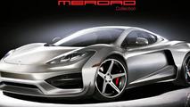 McLaren MP4-12C Mehron GT by Merdad - 8.9.2011