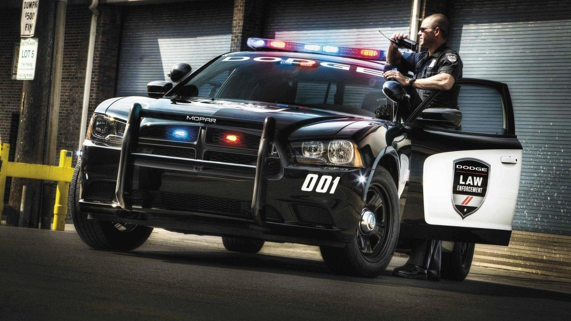 Dodge Charger Police Car >> 2012 Dodge Charger Pursuit Is Fastest Police Car