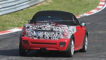 2012 MINI JCW Roadster spy photo - 5.7.2011