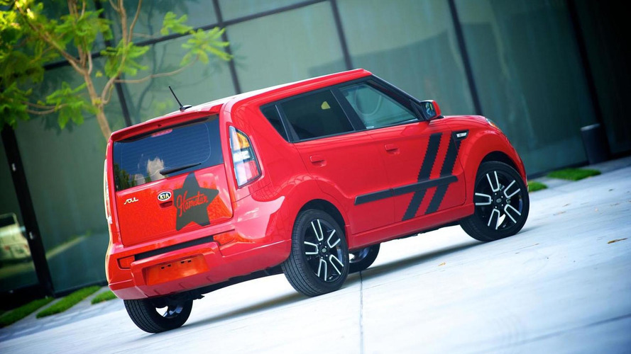 Kia Soul Hamster Edition announced
