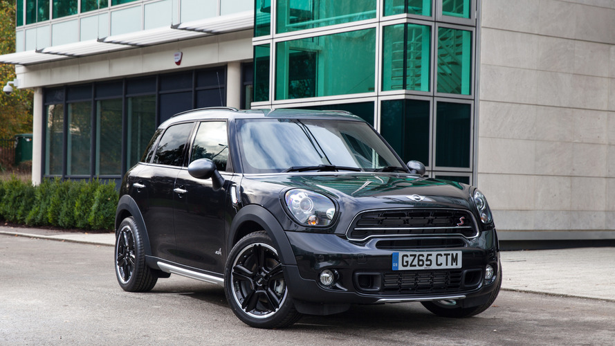 MINI Countryman Special Edition stretches the definition of special