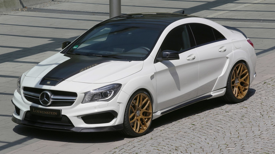 Mercedes Benz Amg Cla45 Coupe Aftermarket Tuning News