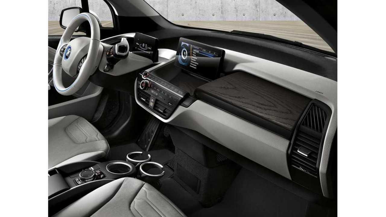 BMW i3 With Deka World Interior