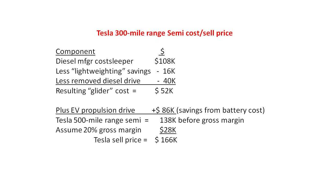Tesla Semi Slide 8