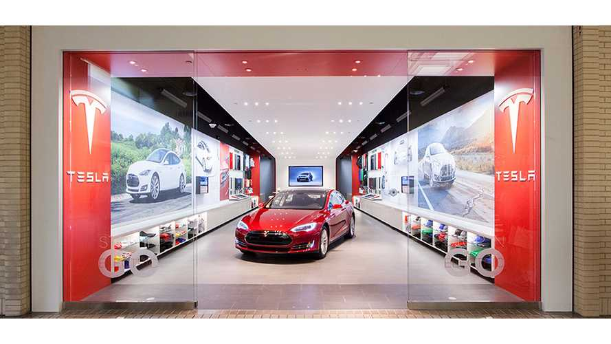 Tesla's First Michigan Stand-Alone Gallery Store Opens