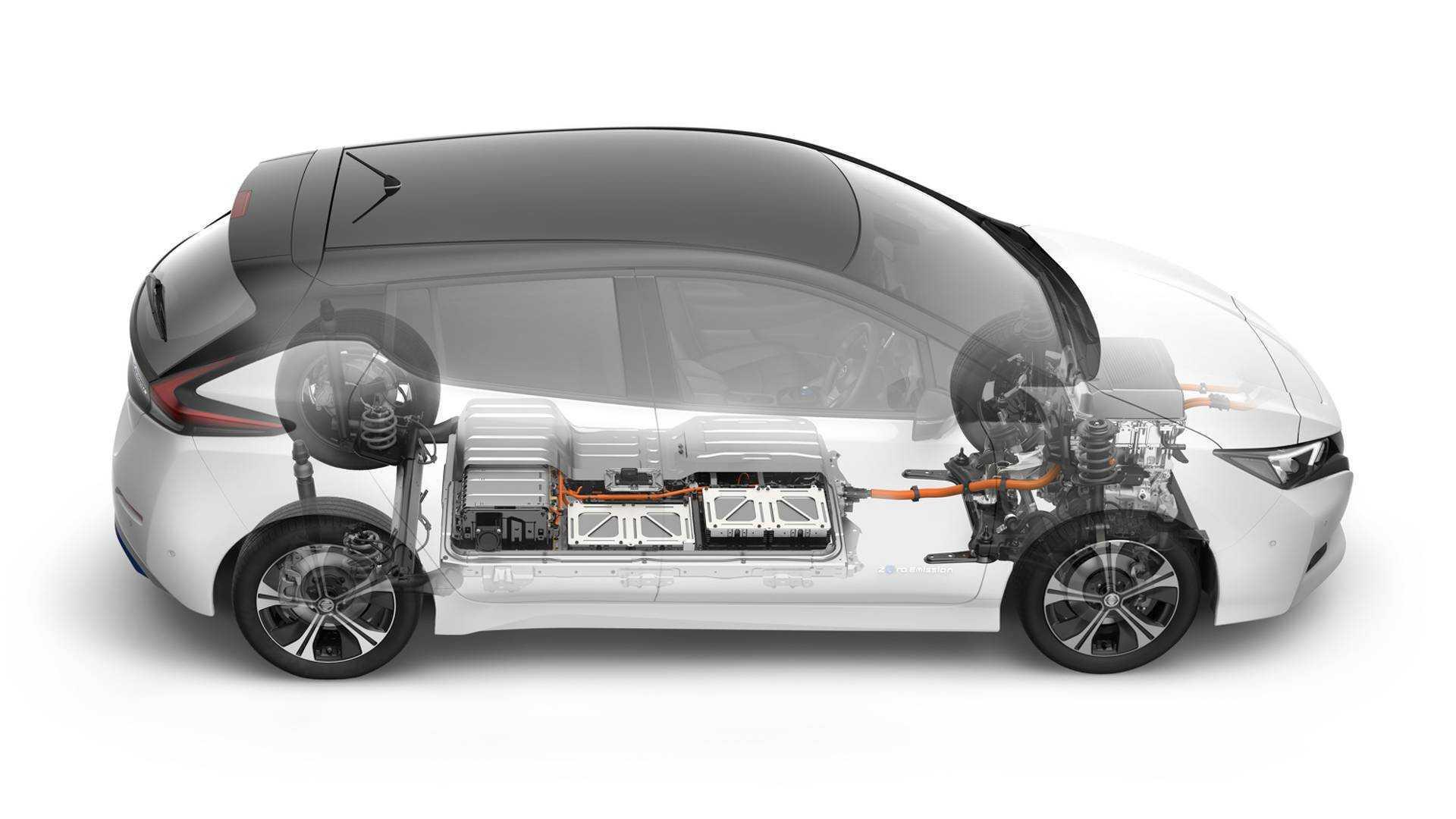 Nissan Leaf Battery >> Nissan Leaf 40 Kwh Battery Deep Dive