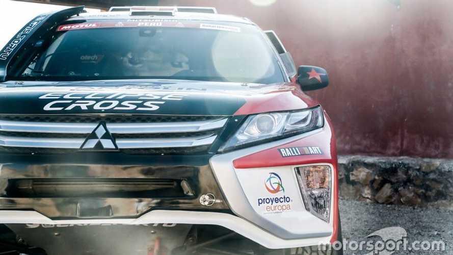 Mitsubishi Eclipse Cross Dakar 2019