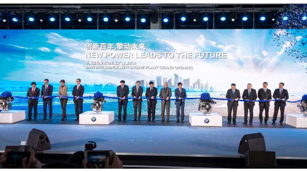 BMW Brilliance Announces Future Battery Production Plans