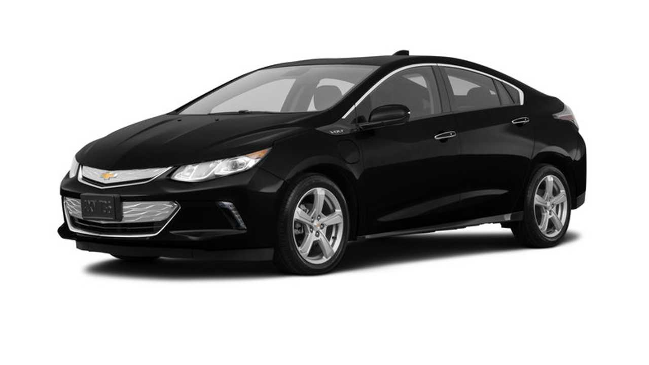 Next Generation, 2016 Chevrolet Volt