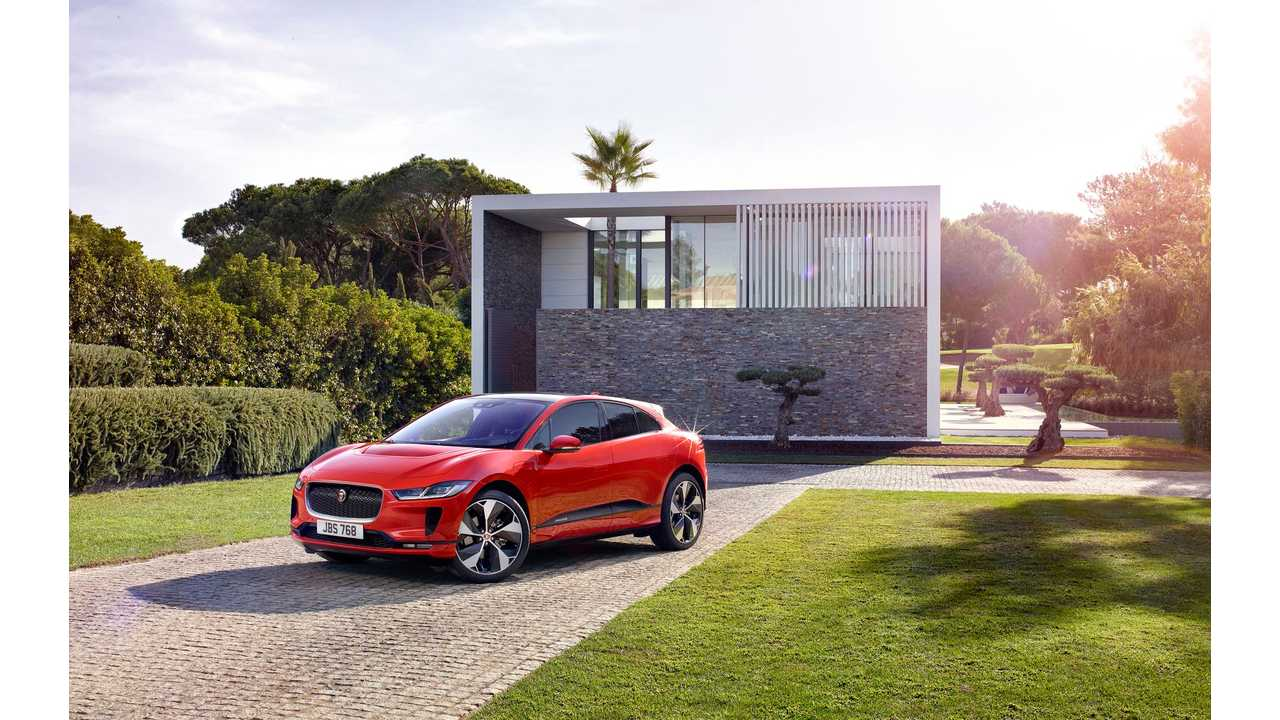 Jaguar I-PACE Has Chance To Win 2019 Car of the Year Award