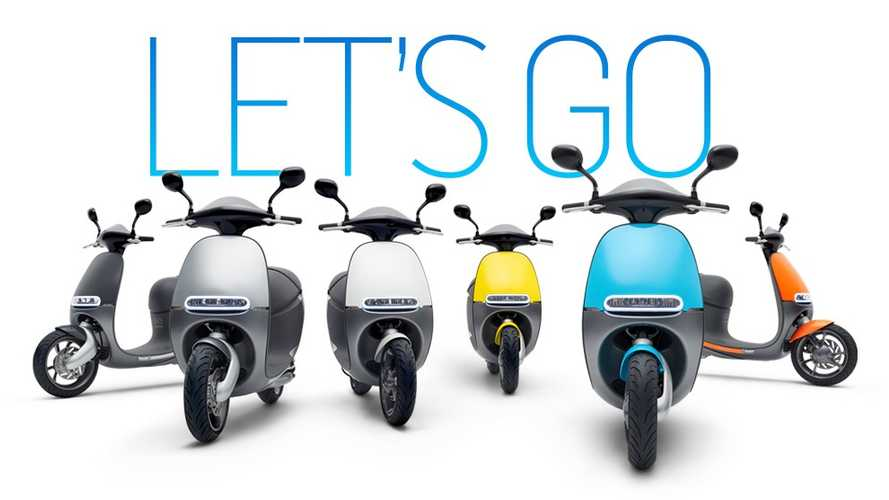 Gogoro Gears Up For Launch Of Battery-Swapping Electric Scooter
