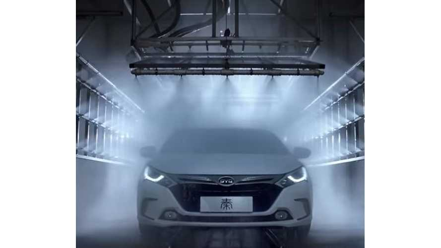 BYD Video: Makers Of The Highest Quality Electric Cars In The World