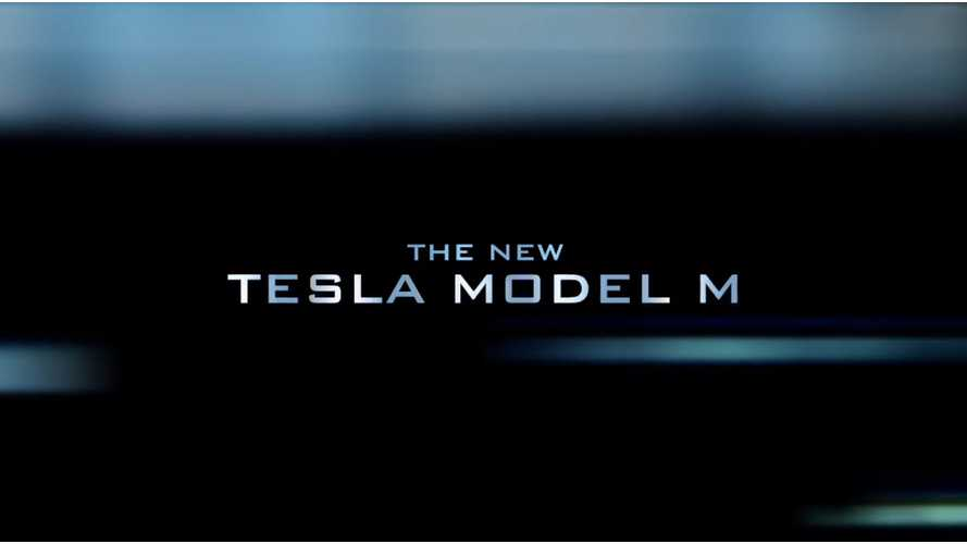 Tesla Model M: Motorcycle (w/video)