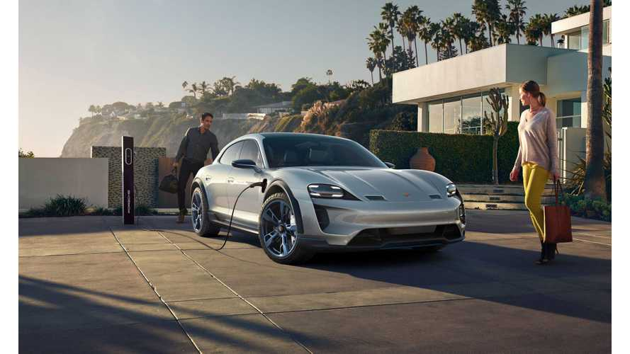 Porsche Mission E Cross Turismo Gets Production Green Light