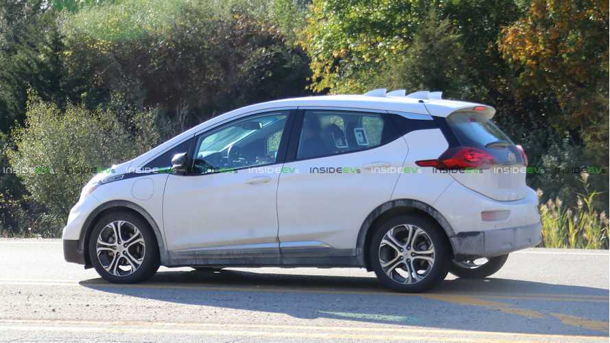Cruise Automation Chevy Bolt Spied Without Bulky LIDAR