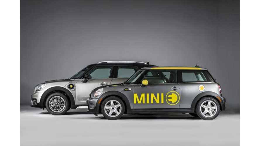 BMW: Pure Electric Mini To Launch in 2019, BEV BMW X3 Coming In 2020