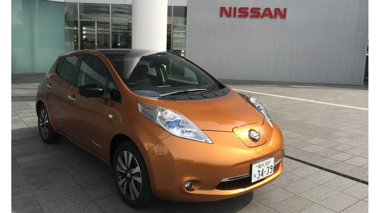 US Consumers Put The Nissan LEAF On /Ignore, April Sales Swoon
