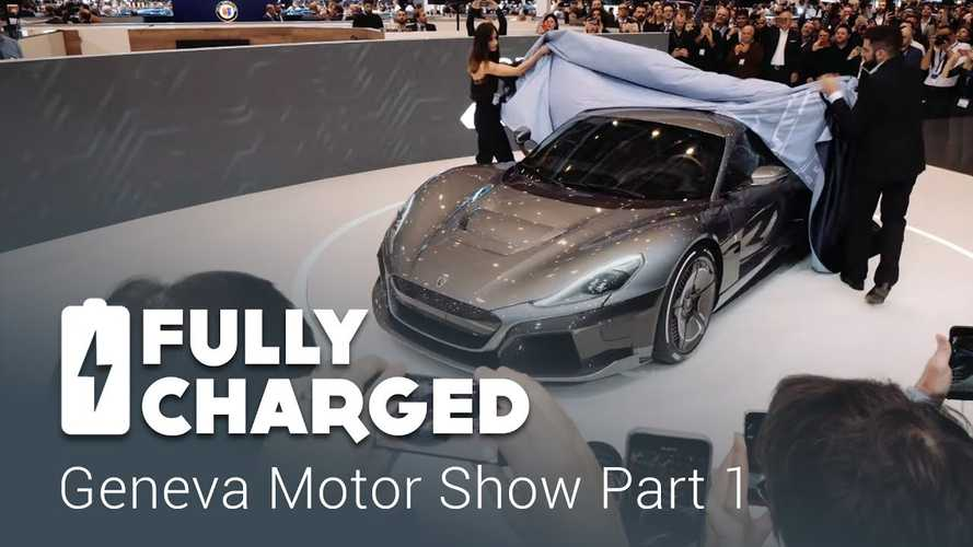Fully Charged Takes Us Back To 2018 Geneva Motor Show - Part 1