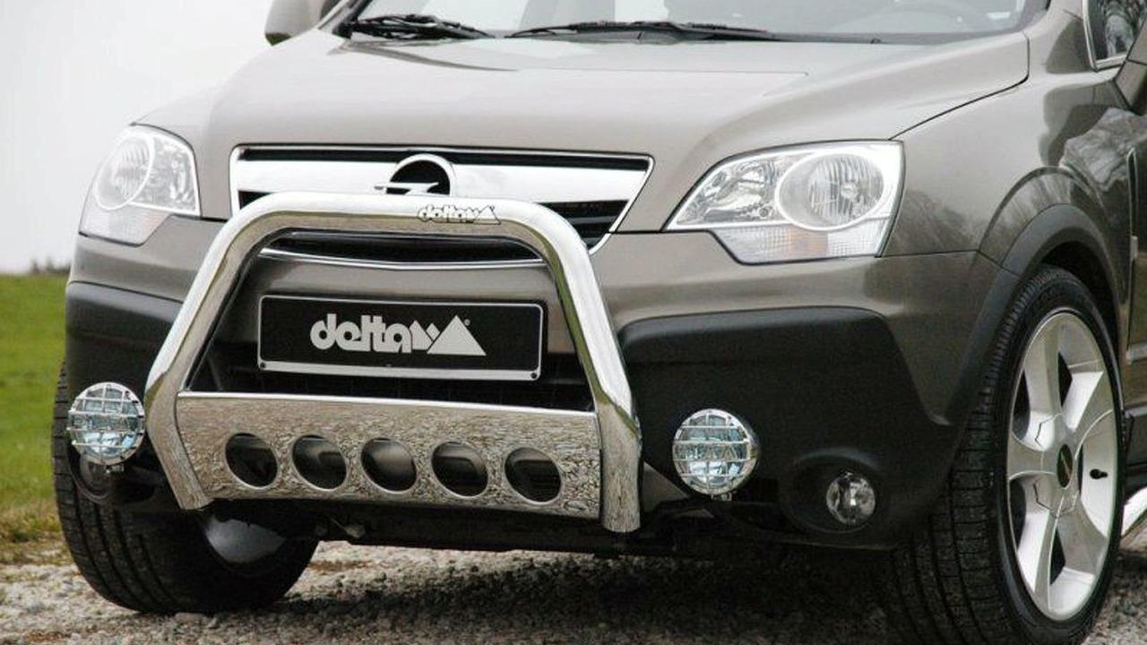 Opel Antara  by Delta4x4