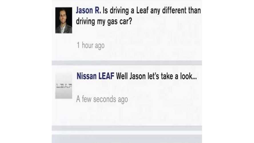 Nissan LEAF Does Everything A Gas Car Can Do Except For... - Video