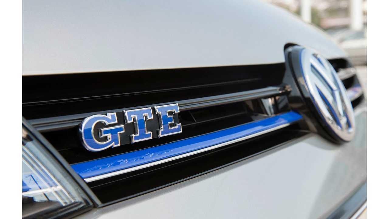 Just The Facts: Volkswagen Golf GTE