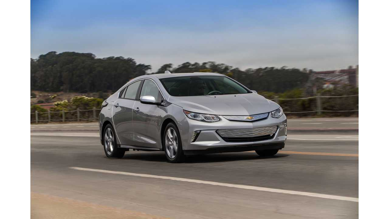 RIP Chevy Volt: USA's Best-Selling Electric Car Of All Time