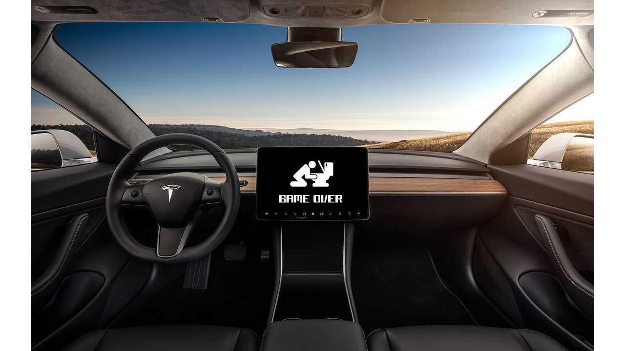Tesla To Add Toilet Humor And Romance Mode
