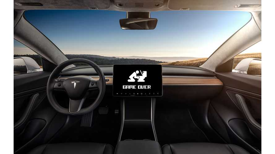 Tesla To Add Toilet Humor And Romance Mode