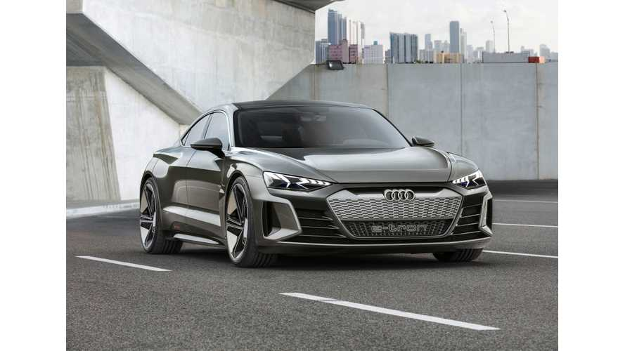 Audi Approves Mega Spending On Electric Mobility