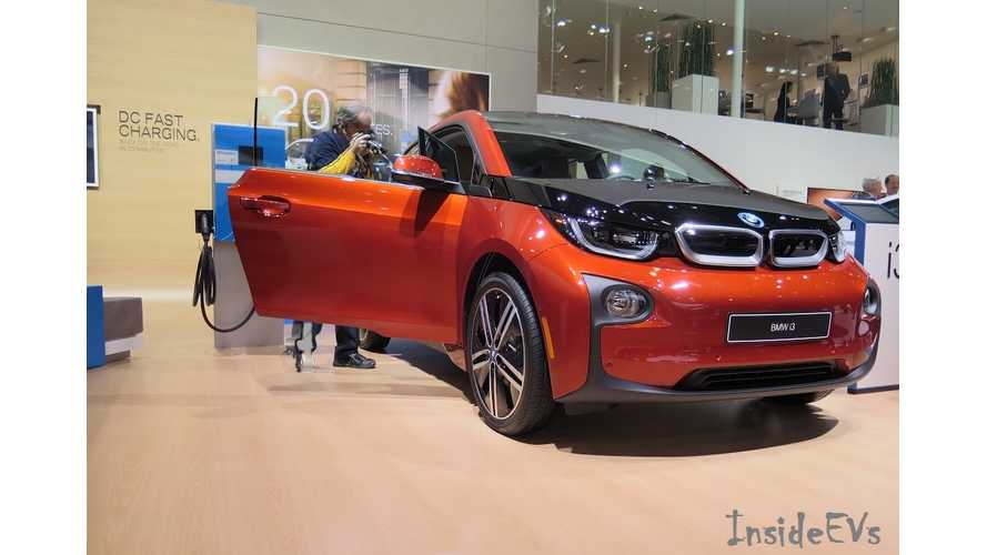 Electric Vehicle Sales Flat In February For US, BMW And Ford Surge