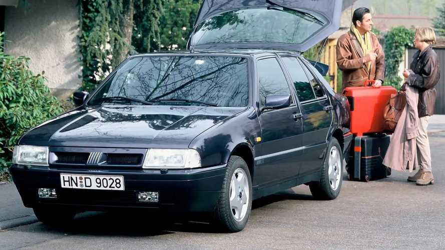 Fiat Croma, le foto storiche
