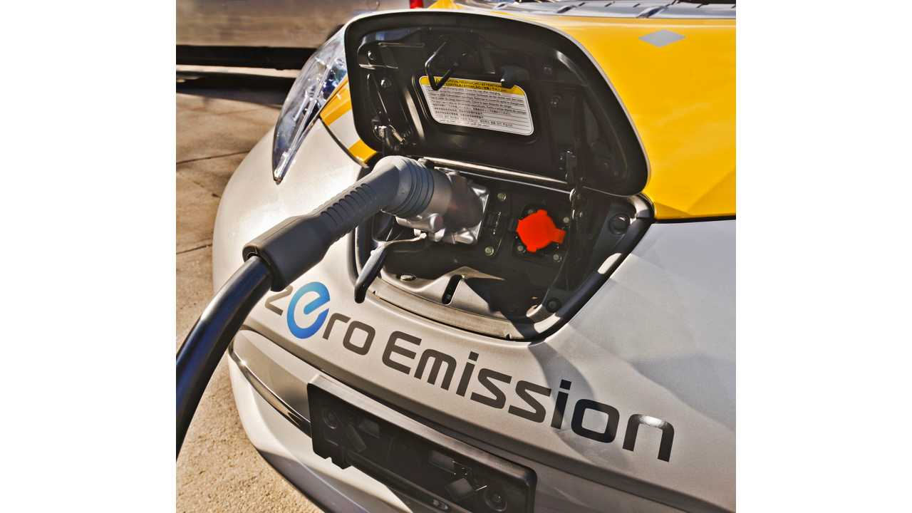 New York City Hopes To Have Nation's Largest Electric Car Fleet By 2025