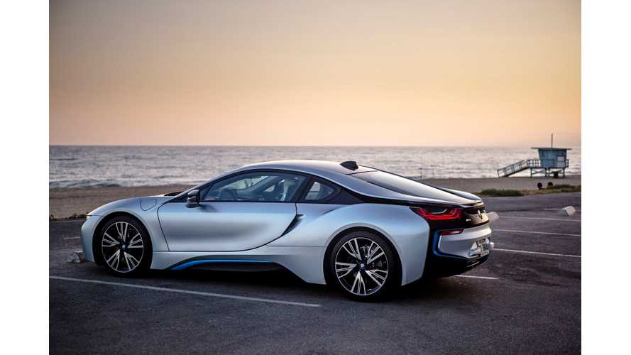 Nearly Two Years After Its Launch, Is BMW i8 Still The Car Of The Future? - Video