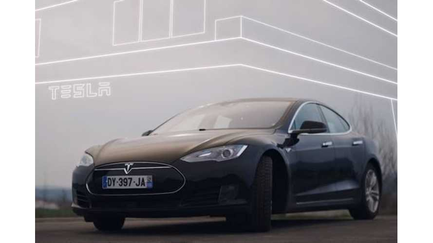 Video Pitch For Tesla Factory In France