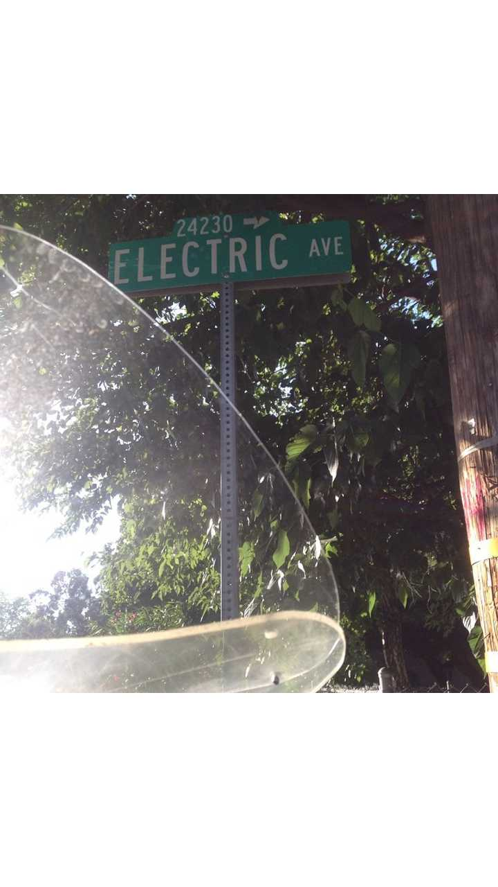 Electric Terry at Electric Avenue<em> (No Outlet? Really?)</em>