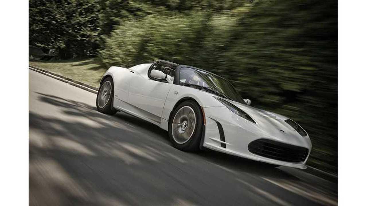 Tesla Roadster Battery Upgrade, 330+ Miles Of Range Priced At $29,000
