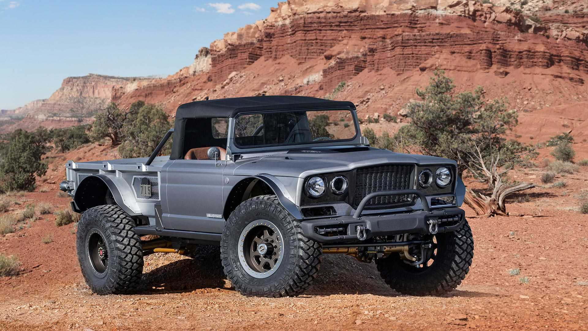 Jeep Gladiator Arrives To Europe Next Year