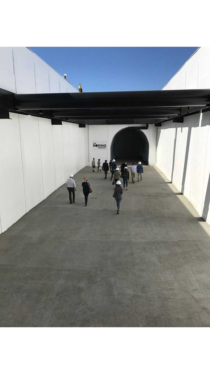 Los Angeles Is Ready For Musk's Boring Company Tunnels