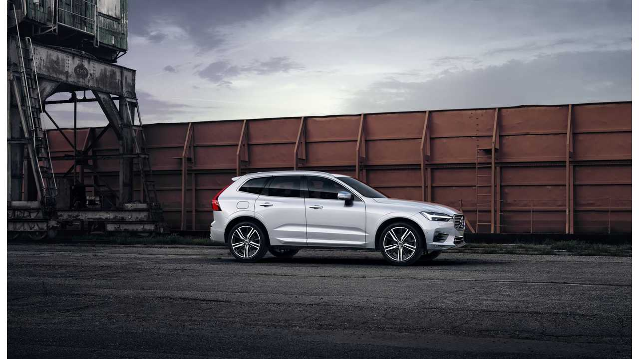 Polestar Edition Of Volvo XC60 T8 Optimised To 421 hp