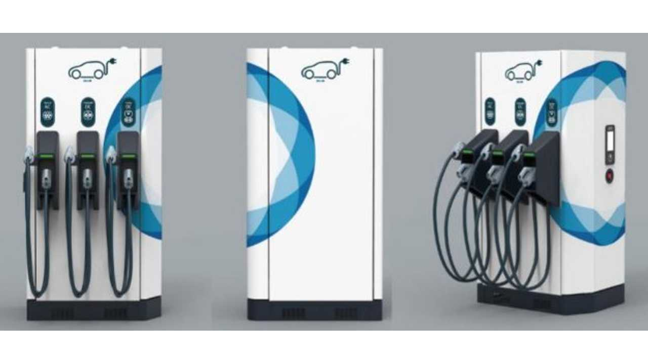 The New LEAF To Get New 150 kW DC Fast Charging Infrastructure Via DBT