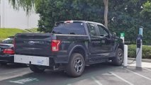 Bill Ford Hints At Future Pure Electric F 150
