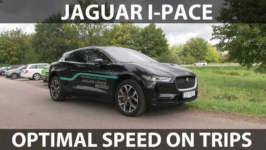What's The Best Jaguar I-Pace Highway Speed For Long Trips?