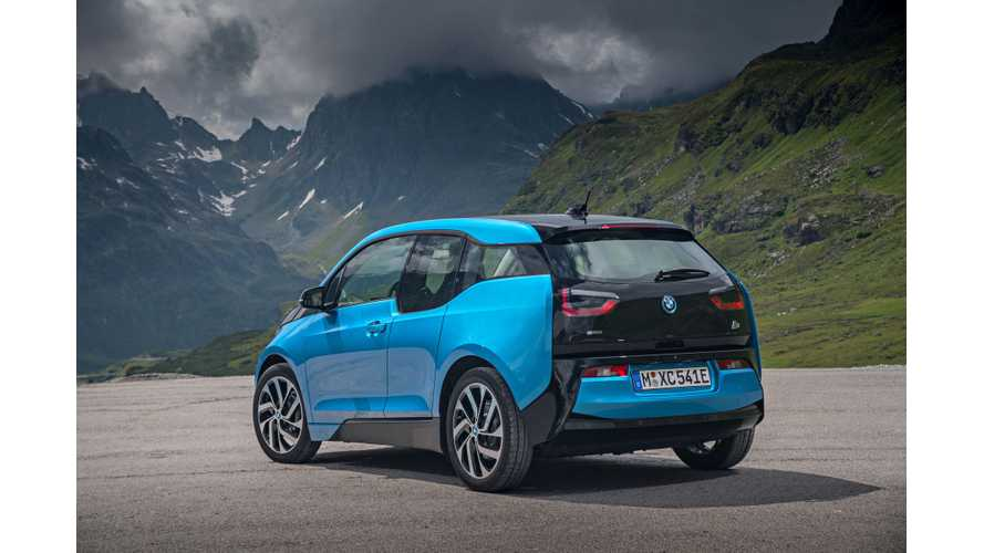 Upgraded BMW i3 (with 33 kWh Battery) Featured By Fully Charged - Video