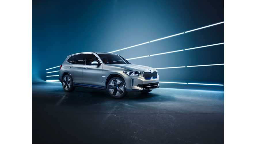 BMW Reconfirms iX3 Will Be Made In China, Exported Globally